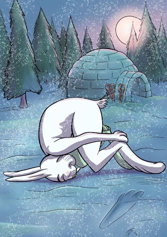 Dag 12 – Haren